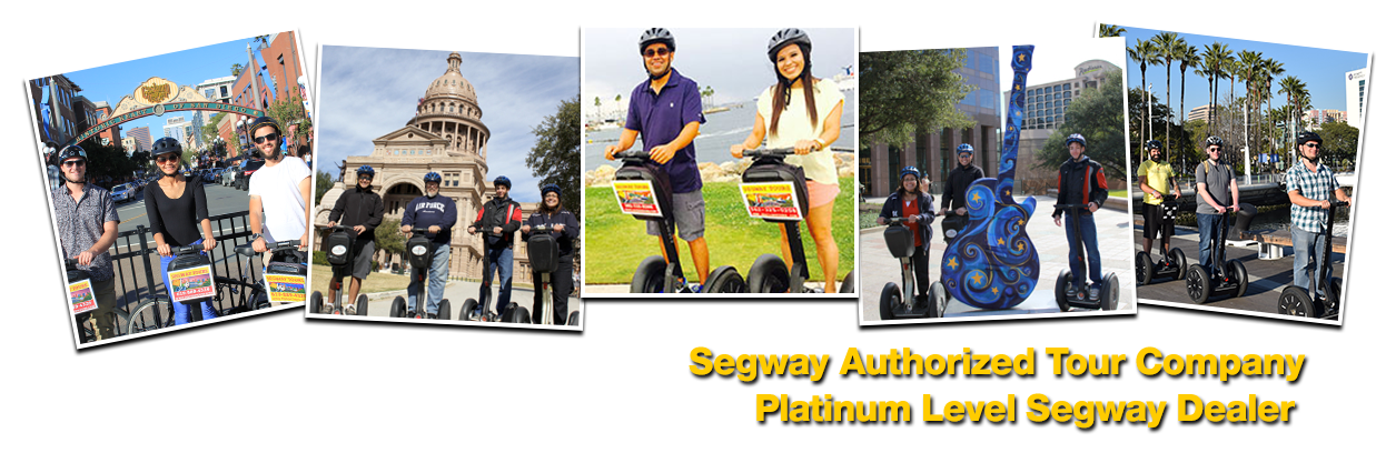 Buy A Segway | Nation Tours